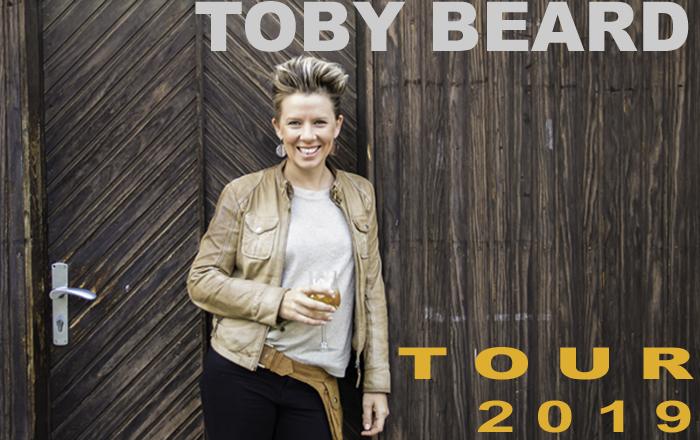 TOBY BEARD – Konzert abgesagt! Ersatztermin  am Sa. 12.März 2022