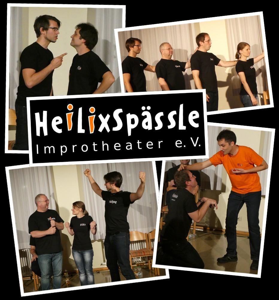 HeilixSpaessle – Improtheater