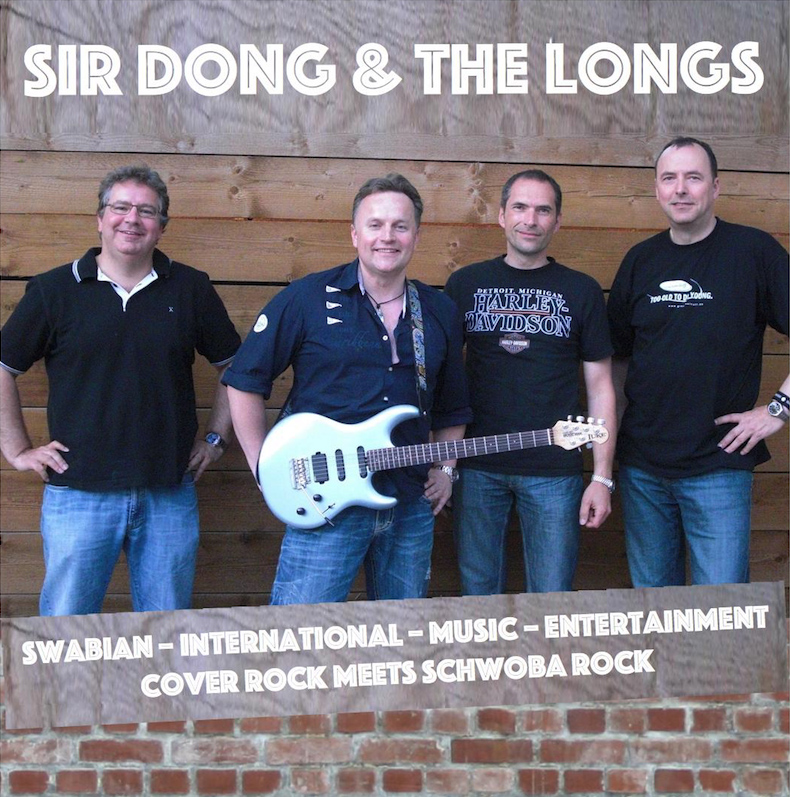 SIR DONG & the LONGS – Weihnachtsspecial
