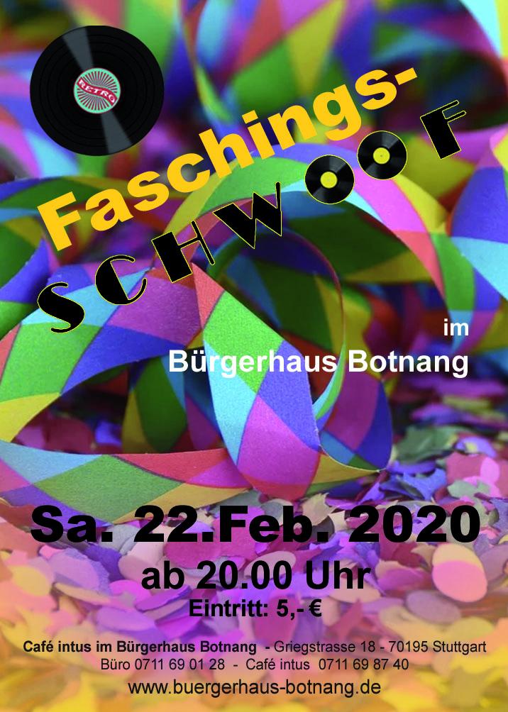 Faschings-SCHWOOF